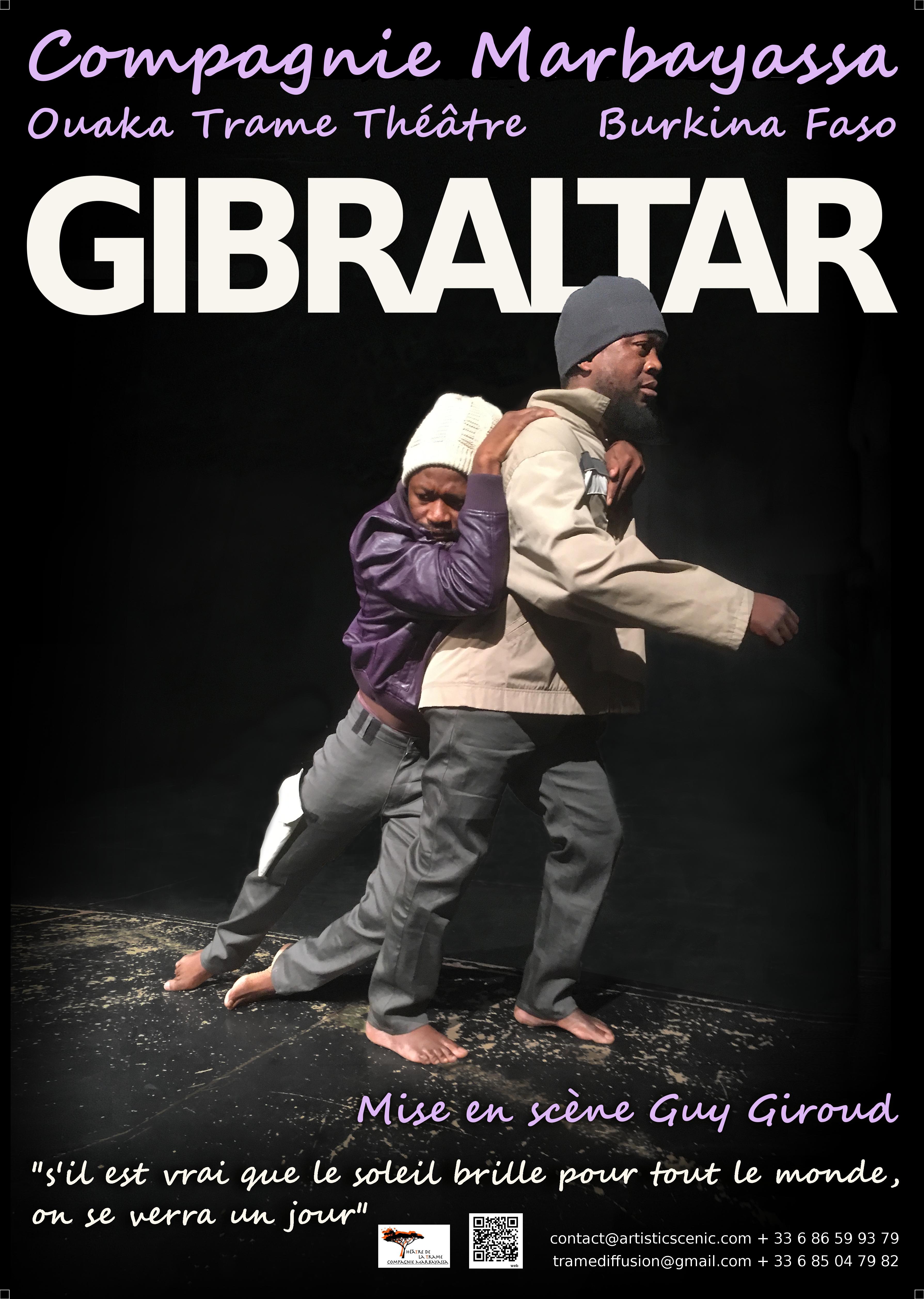 Affiche Gibraltar def H2c